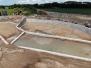 Hrejkovice - přepad rybníka
