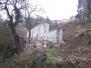 Tábor - opěrné zdi