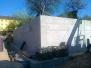 Znojmo - opěrná zeď